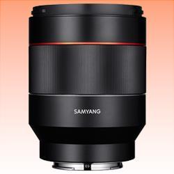 Image of New Samyang AF 50mm F1.4 FE Sony E Lens