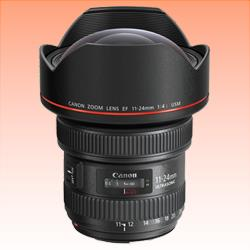 Image of New Canon EF 11-24mm f/4L USM Lens