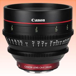 Image of New Canon CN-E 24mm T1.5 L F Lens