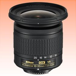 Image of New Nikon AF-P DX NIKKOR 10-20mm f/4.5-5.6G VR Lens
