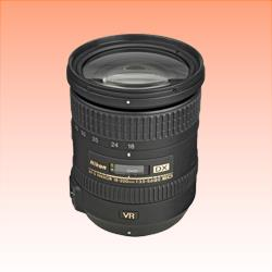Image of New Nikon AF-S DX NIKKOR 18-200mm f/3.5-5.6G ED VR II Lens