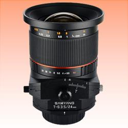 Image of New Samyang T-S 24mm f/3.5 ED AS UMC for Pentax Lens