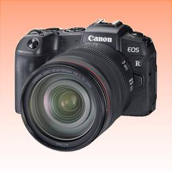 Image of New Canon EOS RP with 24-105mm f/4L Lens Kit with adapter