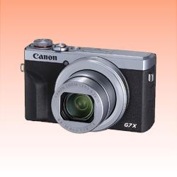 Image of New Canon PowerShot G7 X Mark III Digital Camera Silver