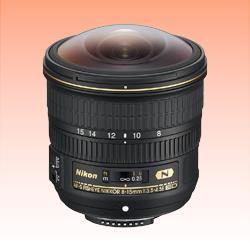 Image of New Nikon AF-S Fisheye Nikkor 8-15mm F/3.5-4.5E ED Lens