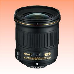 Image of New Nikon AF-S NIKKOR 24mm f/1.8G ED Lens