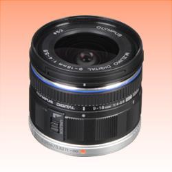 Image of New Olympus M.ZUIKO DIGITAL ED 9-18mm F4.0-5.6 Lens