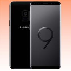 Image of Used as Demo Samsung Galaxy S9 256GB 4G LTE Smartphone Midnight Black Australian Stock (6 month warranty + 100% Genuine)