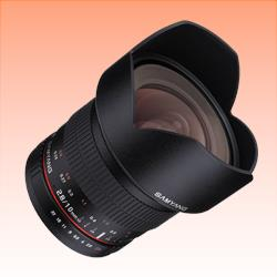 Image of New Samyang 10mm f/2.8 ED AS NCS CS Lens for Fuji X