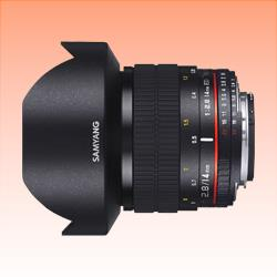 Image of New Samyang 14mm f/2.8 IF ED UMC Aspherical (Sony A) Lens
