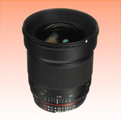 Image of New Samyang AE 24mm f/1.4 ED AS UMC (Nikon) Lens