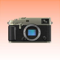 Image of New Fujifilm X-Pro3 Digital SLR Camera Body Dura Silver