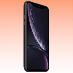 Image of Used as Demo Apple iPhone XR 64GB 4G LTE Black Australian Stock (6 month warranty + 100% Genuine)