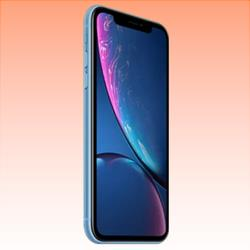 Image of Used as Demo Apple iPhone XR 64GB 4G LTE Blue Australian Stock (6 month warranty + 100% Genuine)