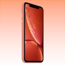 Image of Used as Demo Apple iPhone XR 64GB 4G LTE Coral Australian Stock (6 month warranty + 100% Genuine)