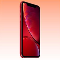 Image of Used as Demo Apple iPhone XR 64GB 4G LTE Red Australian Stock (6 month warranty + 100% Genuine)