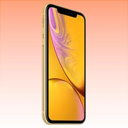 Image of Used as Demo Apple iPhone XR 64GB 4G LTE Yellow Australian Stock (6 month warranty + 100% Genuine)