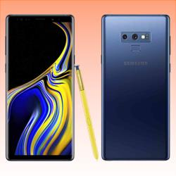 Image of Used as Demo Samsung Galaxy Note 9 512GB Blue (6 month warranty + 100% Genuine)