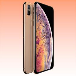 Image of Used as Demo Apple iPhone XS Max 256GB Gold Australian Stock (6 month warranty + 100% Genuine)