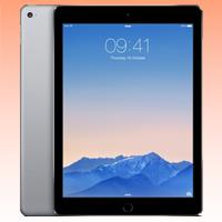 Image of Used as Demo Apple iPad Air 2 32GB WiFi Tablet Black (6 month warranty + 100% Genuine)