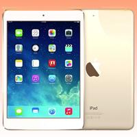 Image of Used as Demo Apple iPad Air 2 32GB WiFi Tablet Gold (6 month warranty + 100% Genuine)