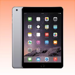 Image of Used as Demo Apple iPad Mini 3 16GB 4G LTE Tablet Black (6 month warranty + 100% Genuine)