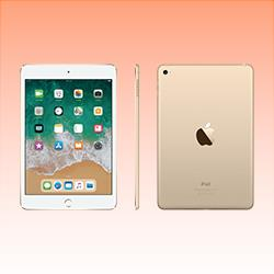 Image of Used as demo Apple iPad Mini 4 32GB Wifi + Cellular Gold (6 month warranty + 100% Genuine)