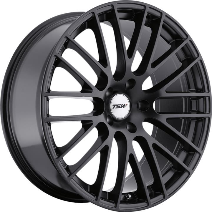 Image of TSW MAX MATTE BLACK Wheels
