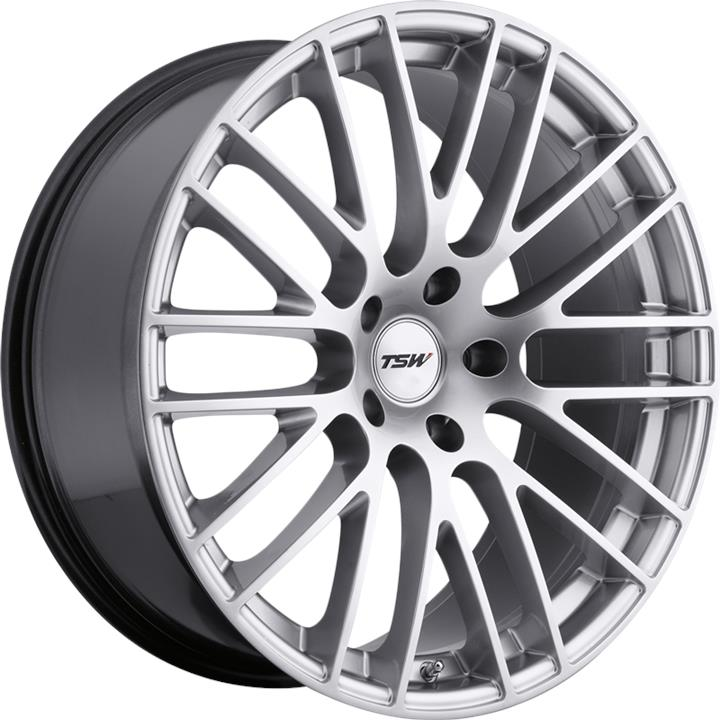 Image of TSW MAX HYPER SILVER Wheels