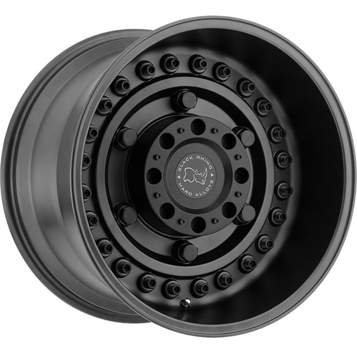 Image of Black Rhino ARMORY GUNBLACK Wheels