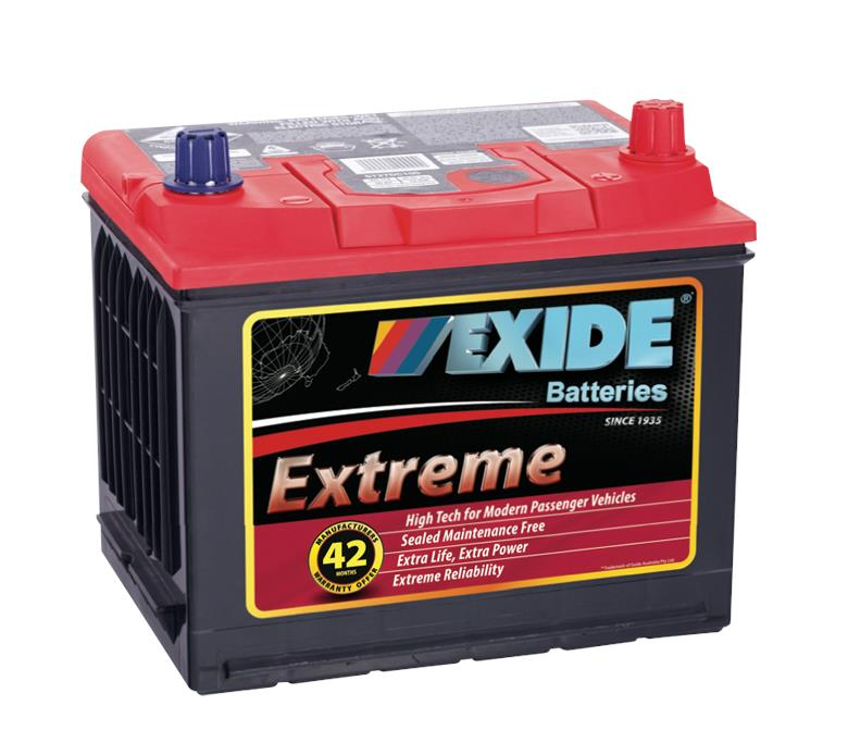 Image of Exide X60CMF BATTERY Batteries