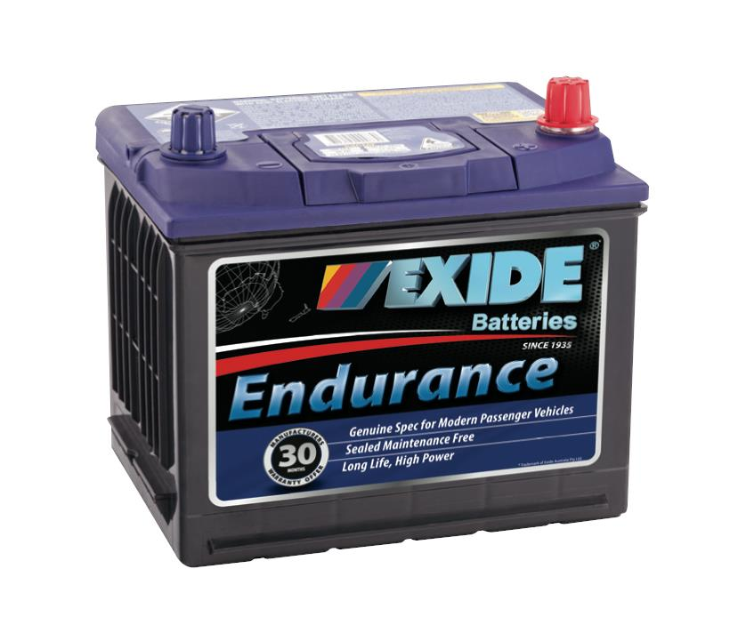 Image of Exide 55D23DMF BATTERY Batteries