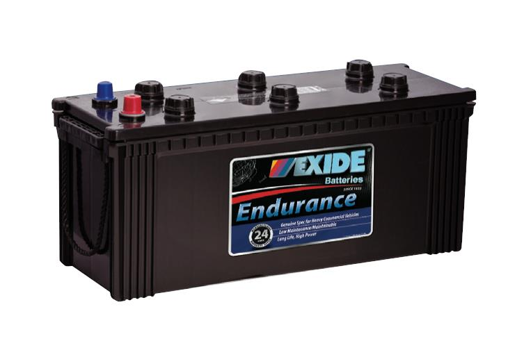 Image of Exide N200 BATTERY Batteries
