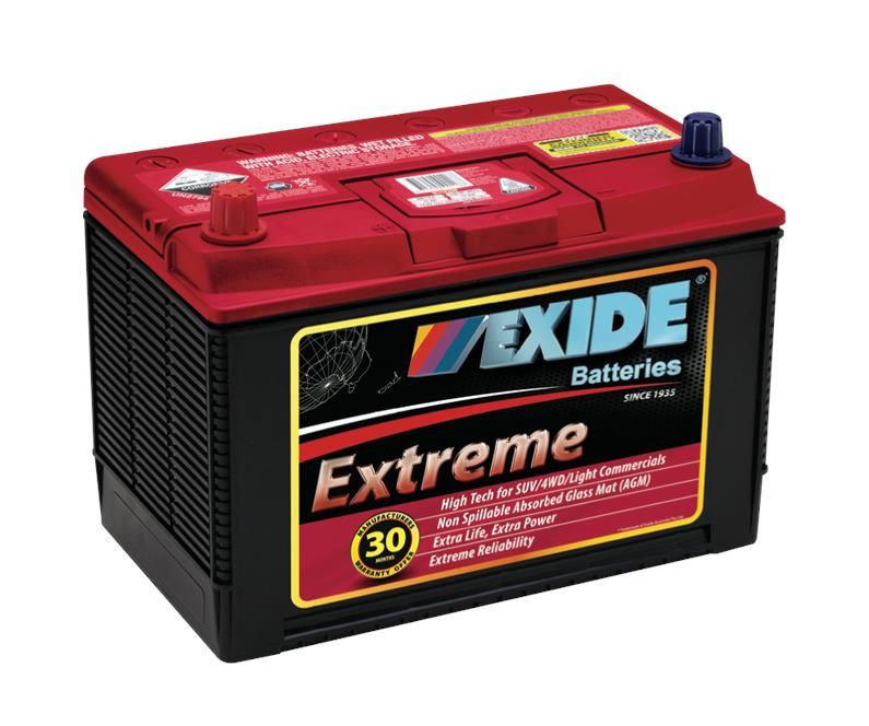 Image of Exide XN70ZZLMF BATTERY Batteries