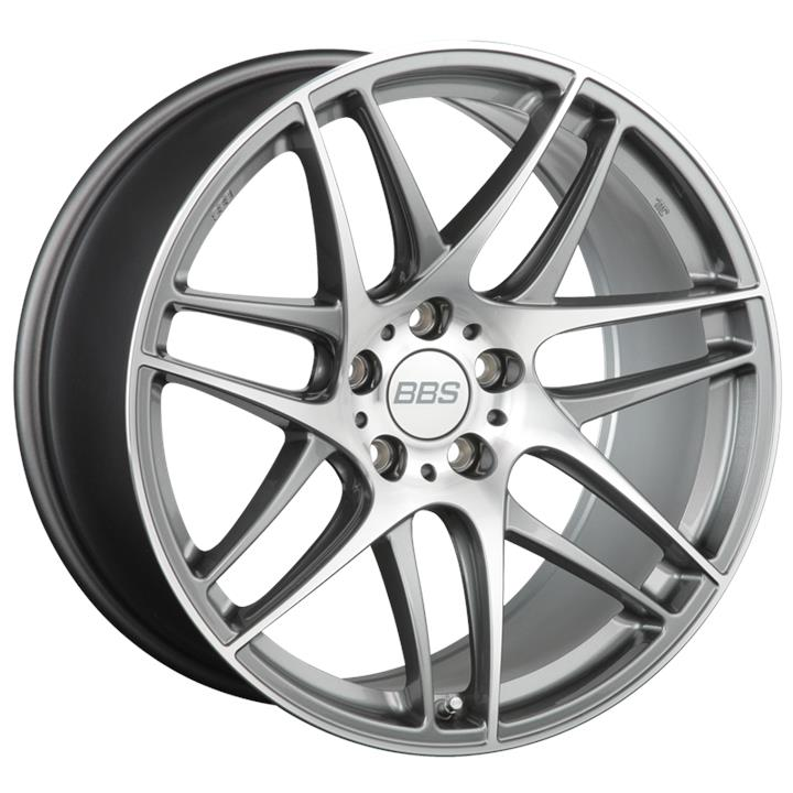 Image of BBS CX-R BLACK / DIAMOND CUT Wheels