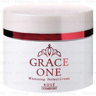 Kose - Grace One Whitening Perfect Gel Cream 100g