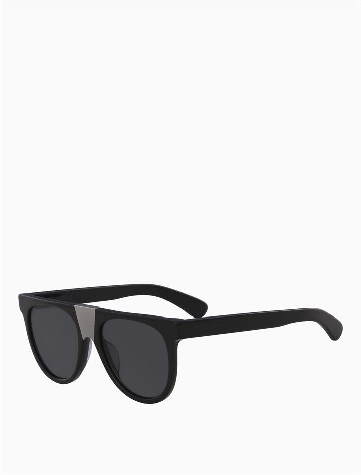 205W39NYC Round Sunglasses