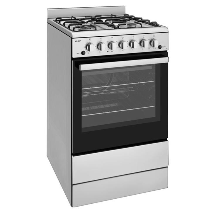 Image of Chef 54cm Gas Freestanding Oven