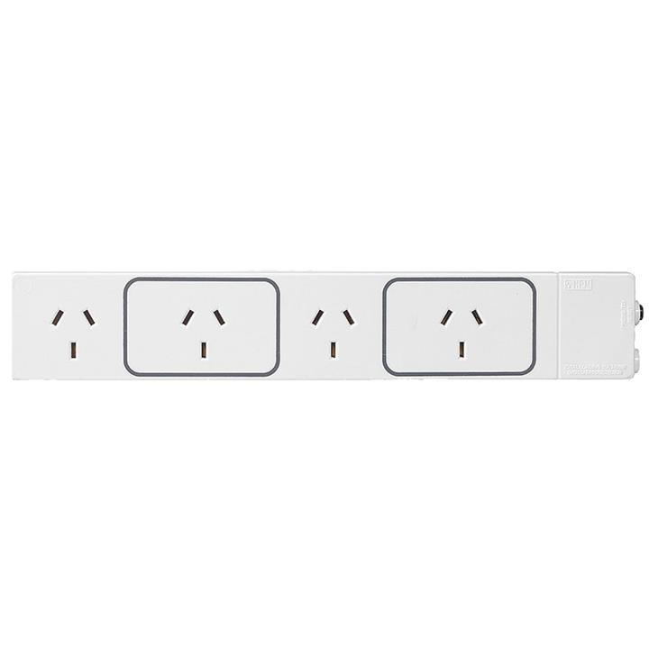 Image of HPM 4 Outlet Powerboard