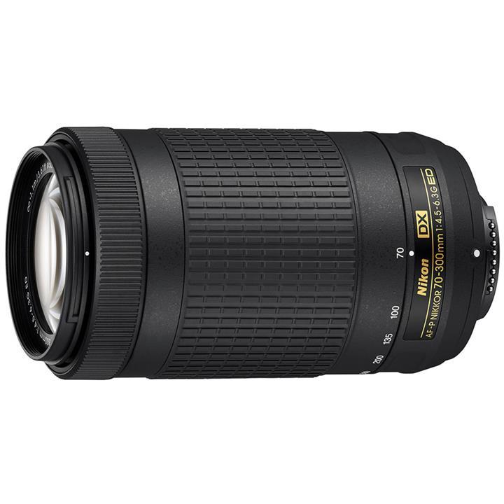 Image of Nikon AF-P DX NIKKOR 70-300mm f/4.5-6.3G ED VRDX Format Normal Zoom Lens