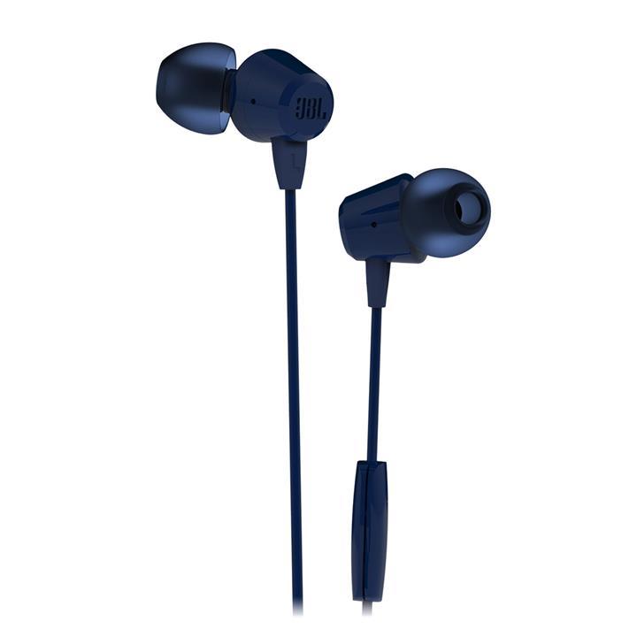 Image of JBL C50HIIn-Ear HeadphonesBlue