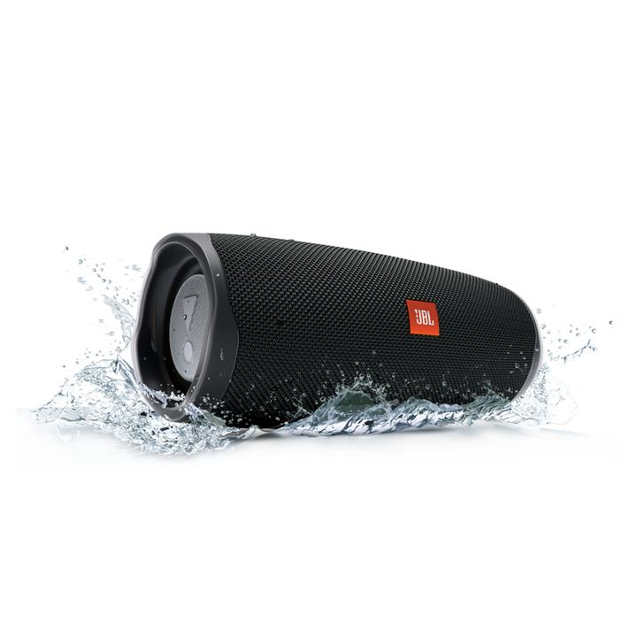 Image of JBL Charge 4 BlackPortable Bluetooth Speaker