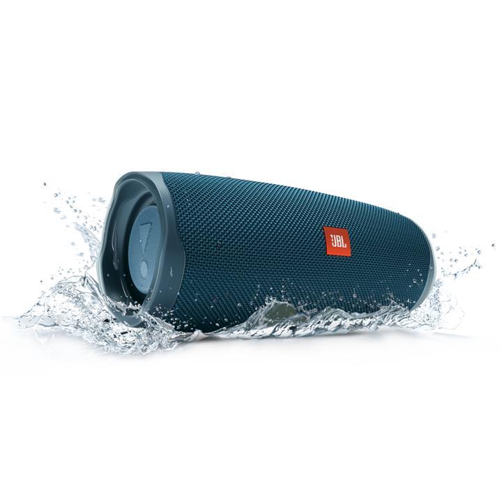 Image of JBL Charge 4 BluePortable Bluetooth Speaker