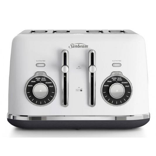 Image of Sunbeam Alinea ™ Select 4 Slice ToasterWhite