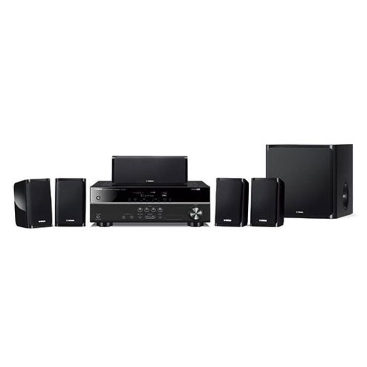 Image of Yamaha 5.1Ch Home Theatre Package