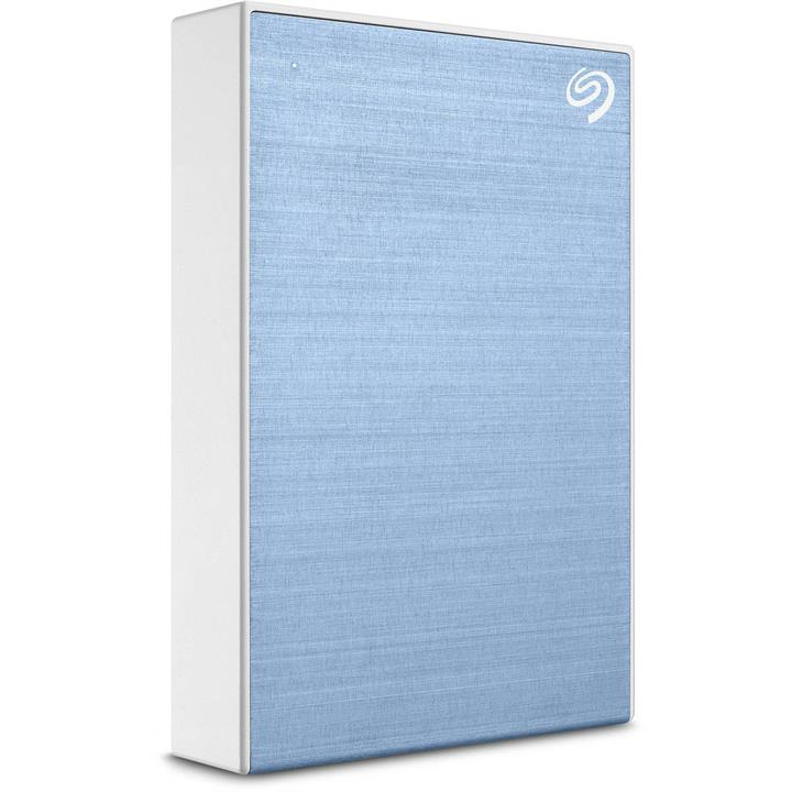 Image of Seagate One Touch 4TB Light Blue