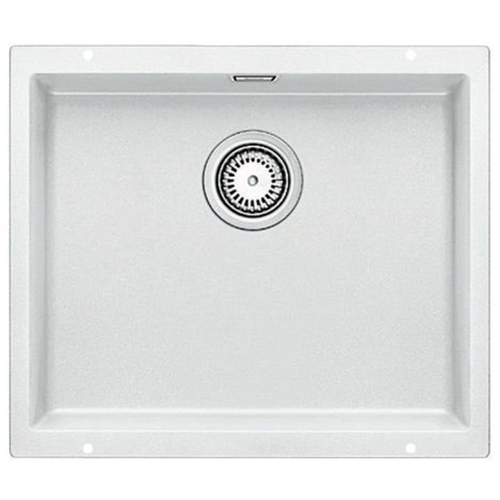 Image of Blanco Single Bowl Undermount SinkWhite