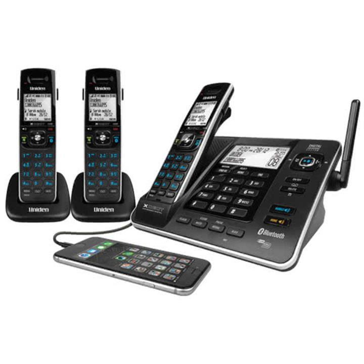 Image of Uniden XDECT Cordless Phone System