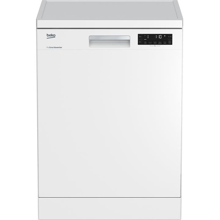 Image of Beko 60cm Freestanding DishwasherWhite