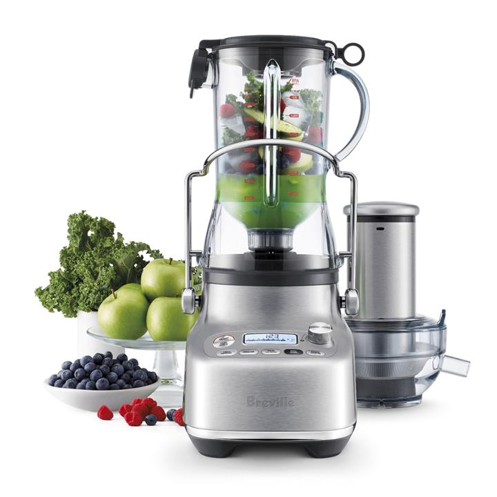 Image of Breville the 3X Bluicer ProBlend, Juice Or Bluice